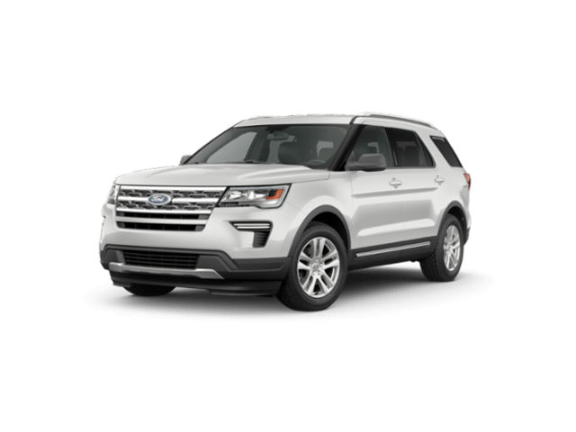 New 2019 Ford Explorer XLT SUV in Whitehall, WV